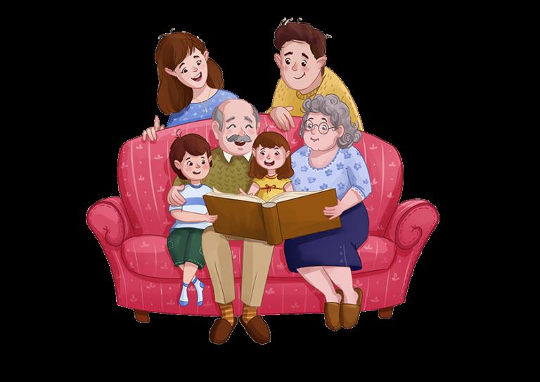 Семейные фотокниги