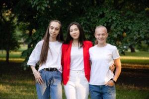 группа на фото для альбома